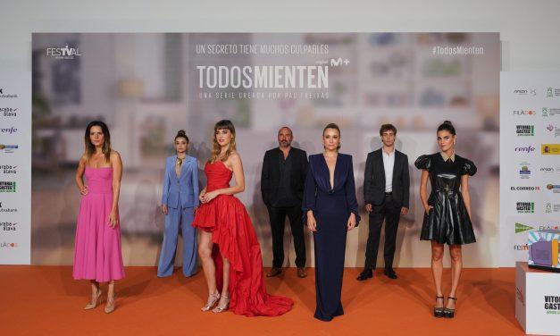 'Todos Mienten' llegará a las pantallas de Movistar+ en diciembre