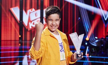Levi Díaz representará a España en Eurovisión Junior 2021