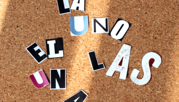 Gender of Nouns and Articles in Spanish - WhyNotSpanish com