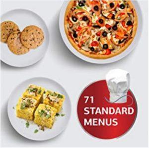 71 Standard Menus