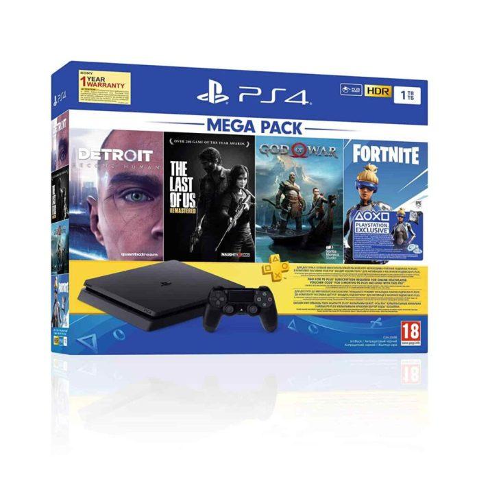 Sony PS4 1TB Slim Console