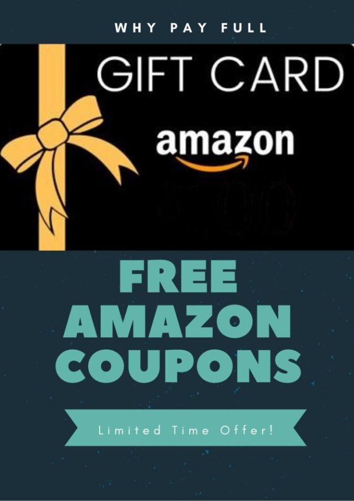 Free Amazon Vouchers