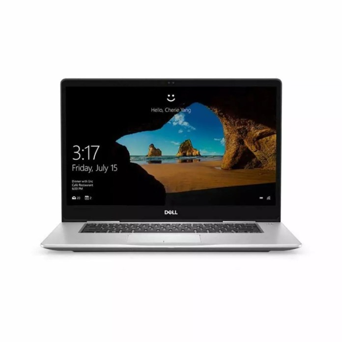 Dell Inspiron 7570 15.6-inch FHD Display Laptop (Core i7/16GB/Win 10/4 NVIDIA Graphics/Silver) Dell Inspiron Laptops New Launches 2020