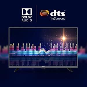 Dolby Audio DTS Trusurround Onida 43 Inch Smart LED TV 2020 Model