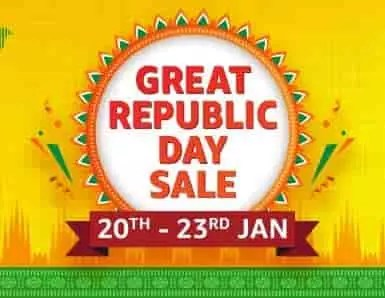 Amazon Great Republic Day