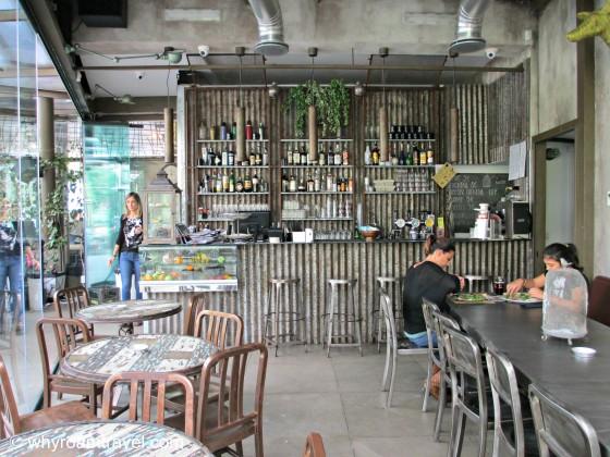 Haus Garten A Bagel Bar In Rome Why Roam