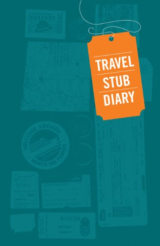 Travel Stub Diary | whyroamtravel.com
