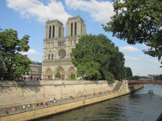 Notre Dame in Paris | WhyRoamTravel.com