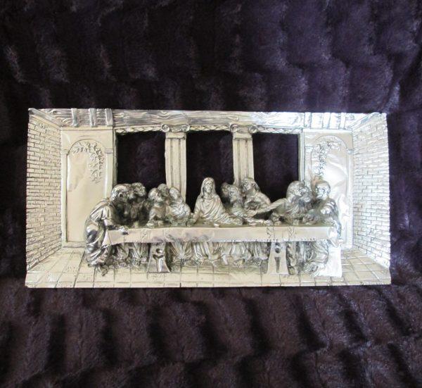 Artisan Silver Last Supper