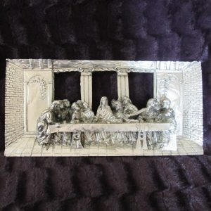 Artisan Silver Last Supper