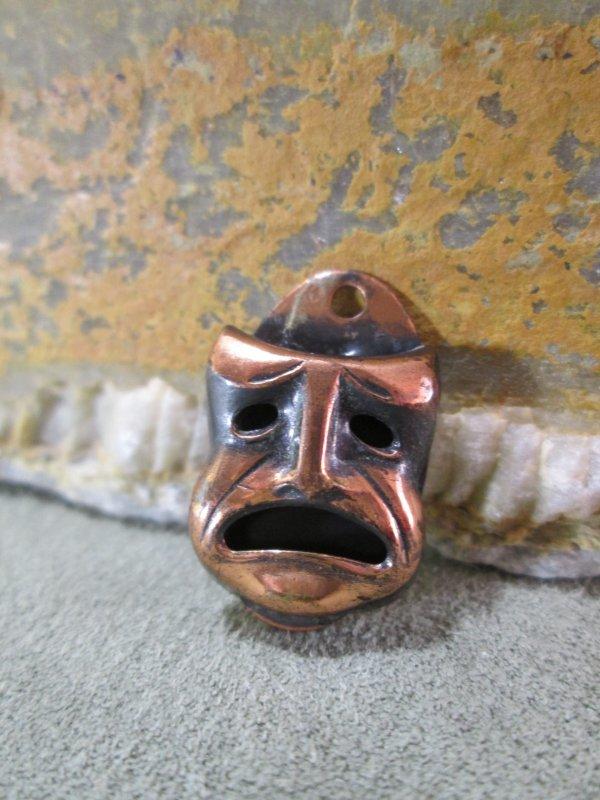Sock and Buskin Drama Mask