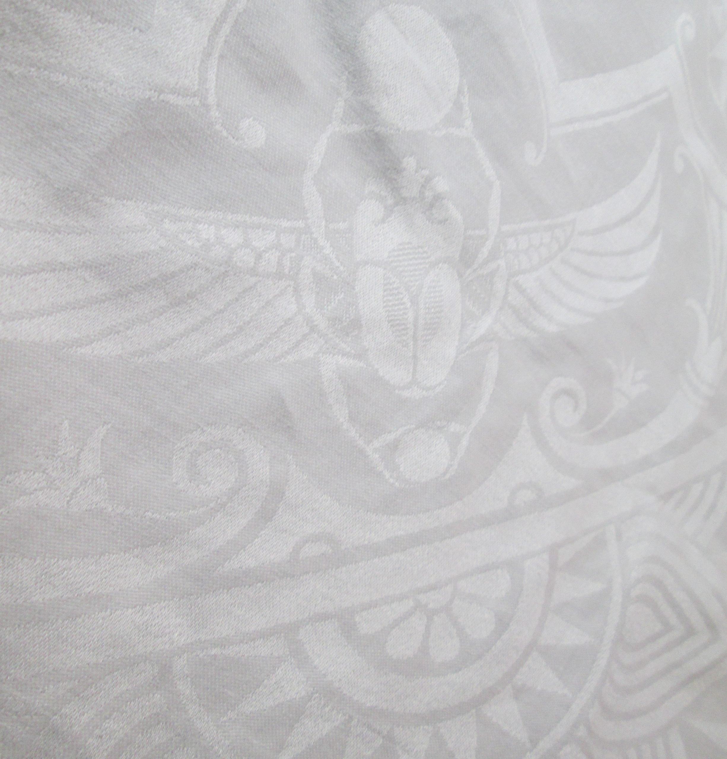 Scarab Damask Tablecloth