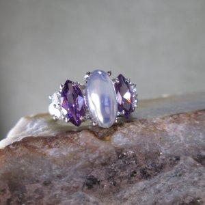 Opal and Amethyst