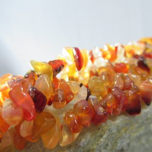 Sunset Agate Necklace
