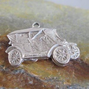1910 stearns car bracelet charm