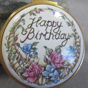 kingsley enamel happy birthday