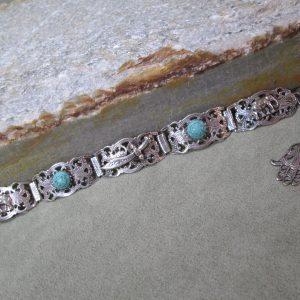 Sterling Silver Turkish Bracelet 2