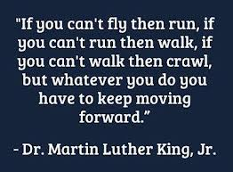 Quote from Dr Martin Luther King