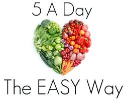 Five-A-Day The Easy Way
