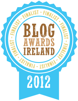 Blog Awards Ireland Finalist - Why Weight Ireland