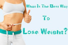 What is the best way to lose weight?