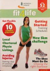 Athletics Ireland Fit4Life Ambassador
