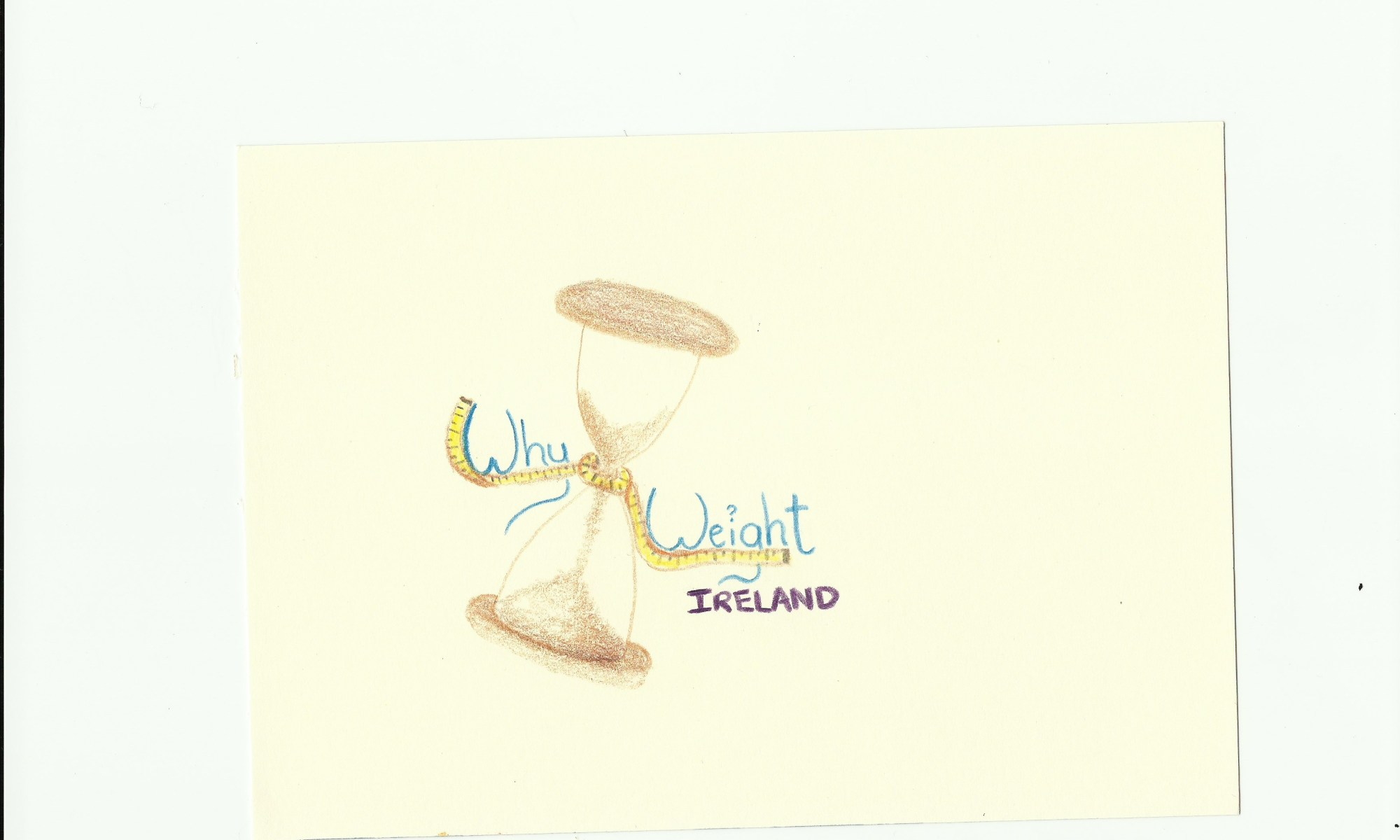 Why Weight Ireland 1st Ever Logo Design