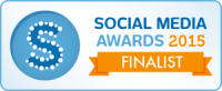 Social Media Awards 2015 Finalist