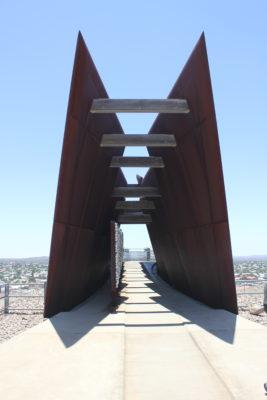Line of Lode Memorial , Broken Hill