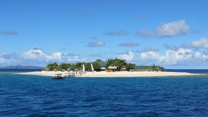 Spotting Mamanuca Islands