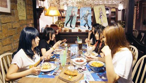 主題餐廳改吹動漫風!日本年度動畫霸主《YURI!!! on ICE》餐廳進駐南台灣