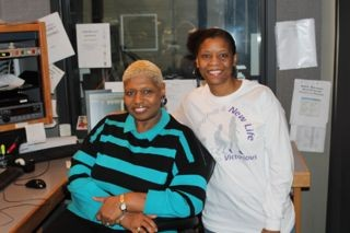 Talking Domestic Violence with WDIA's Bev Johnson