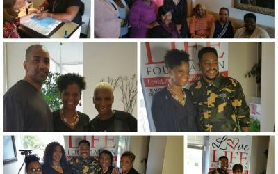 Queen 4 A Day Spa Day hosted by Raheem DeVaughn
