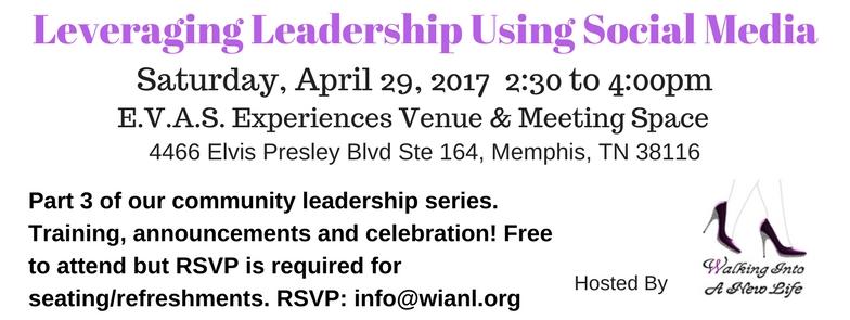 Leveraging Leadership Using Social Media
