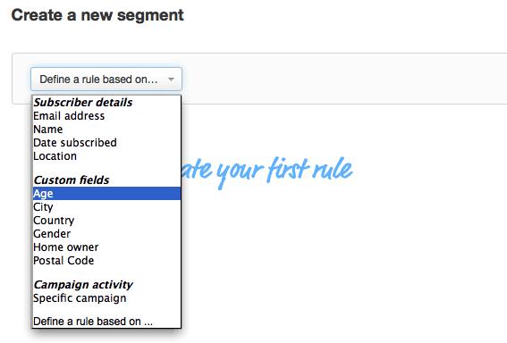 Tecniche per la segmentazione del Data Base