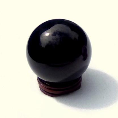 Black Crystal Ball