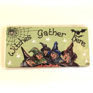 Witchy Magnet