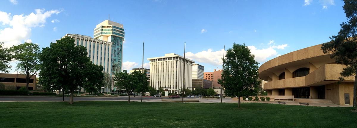 Downtown Wichita Kansas