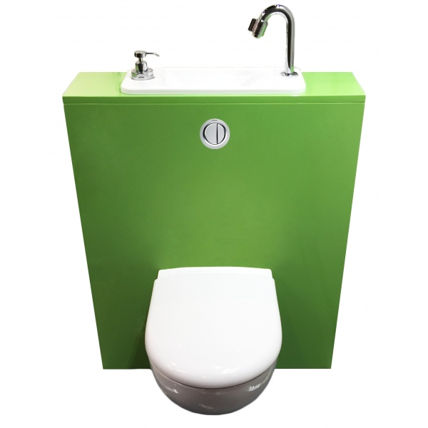 WiCi Next Geberit Wall Mounted Toilet And Sink Combo