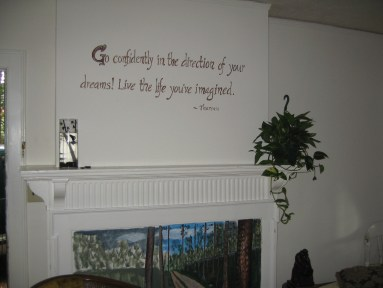 Mantle Quote