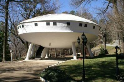 Space Ship House for Sale