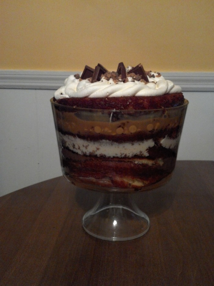 13-Layer Caramel Trifle