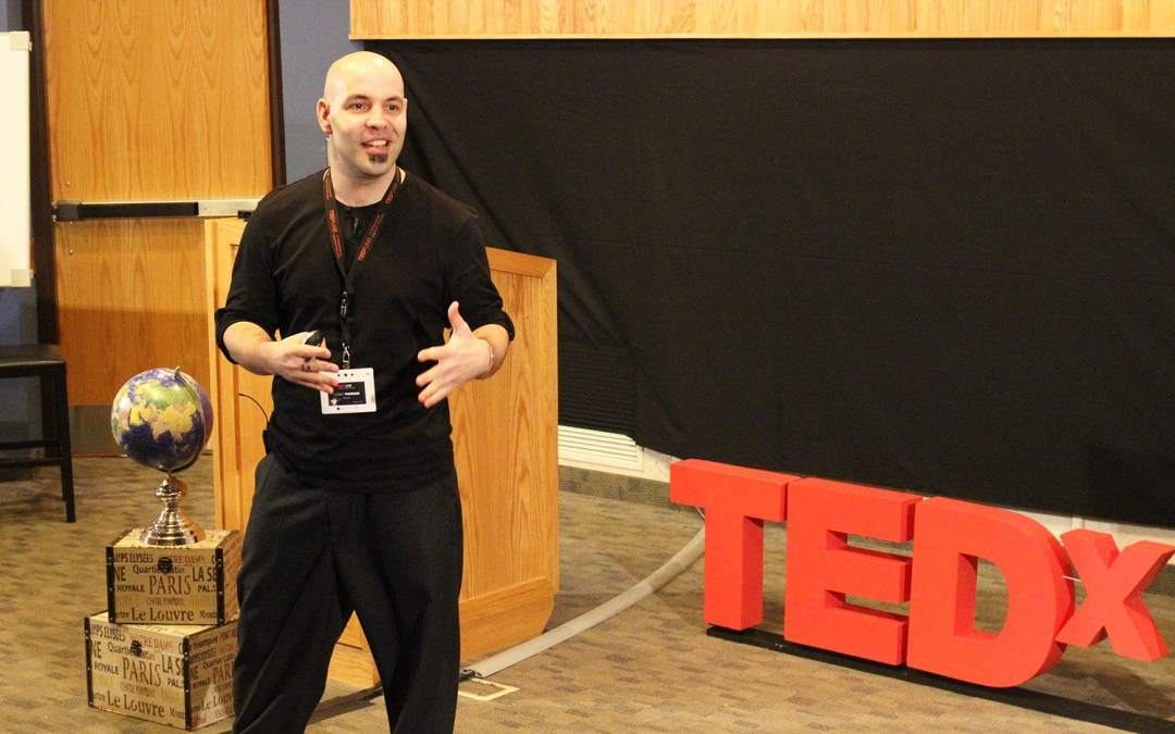 Want to change the world, smash institutional silos and gain cred at work? Don't cultivate weeds (Life lessons from TEDxUNB)