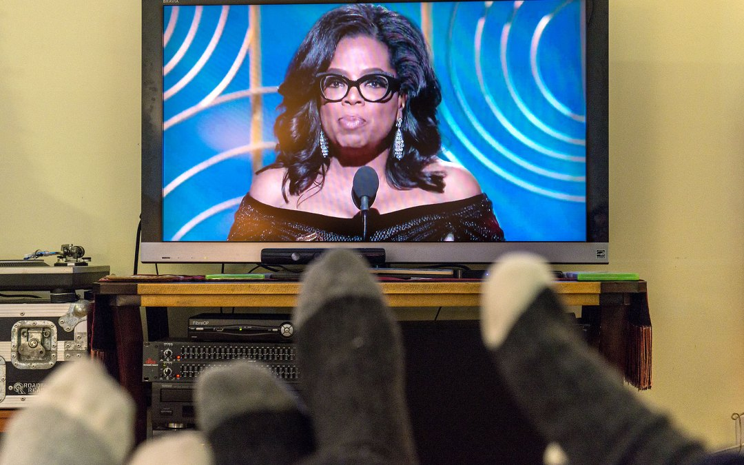 The Curious Thing About Oprah