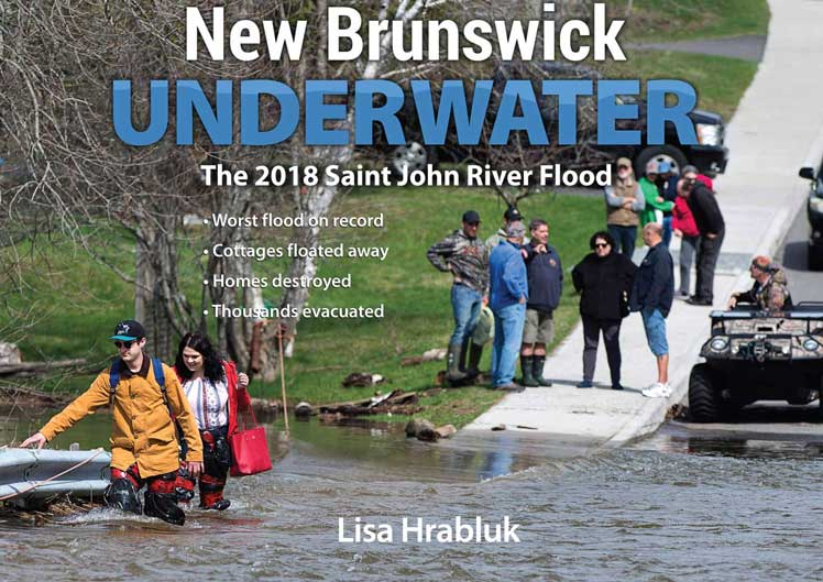 Book Signings in Saint John Oct. 5 & 6