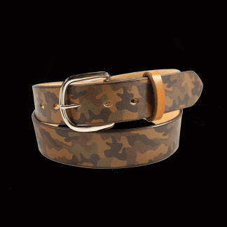 Jungle Camo Belt