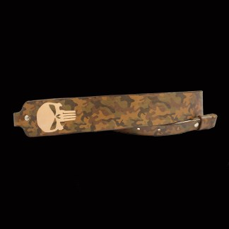 Jungle Camo Punisher Skull Rifle Sling
