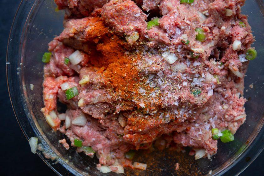 keto meatloaf