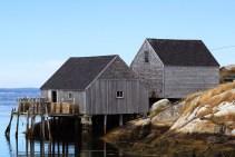 Peggy's Cove House Snuggle