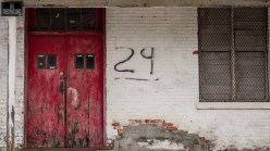 Red Door #29 on the Manhan